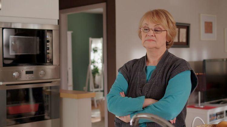 Helena Buljan Samo ti priaj Helena Buljan u ulozi Ivanove majke Anite Nova TV
