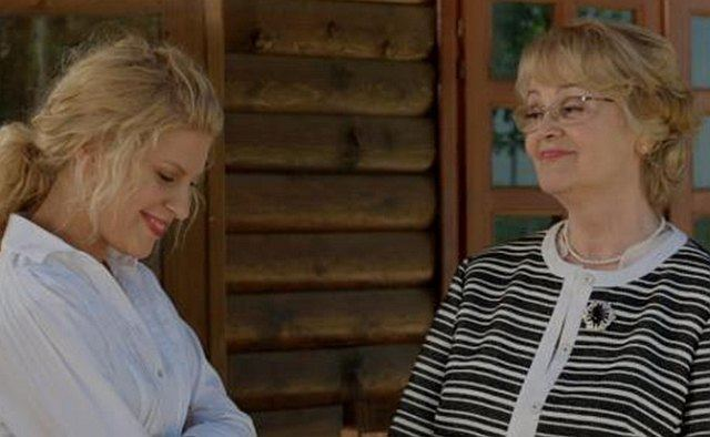 Helena Buljan Helena Buljan u ulozi Helene Irenine ivahne majke Scenahr