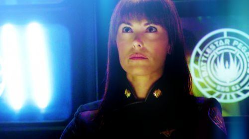 Helena Cain Rear Admiral Helena Cain Michelle Forbes even though she39s a
