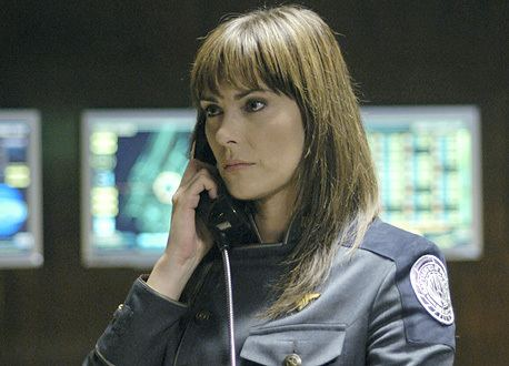 Helena Cain Which actress turned down the role of Admiral Helena Cain before