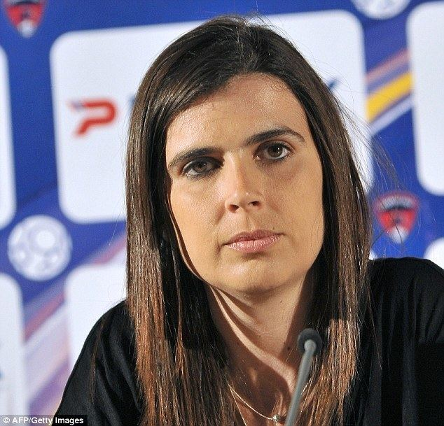 Helena Costa Helena Costa refuses to reveal reasoning behind quitting