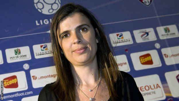 Helena Costa BBC Sport Helena Costa Female coach says Clermont are