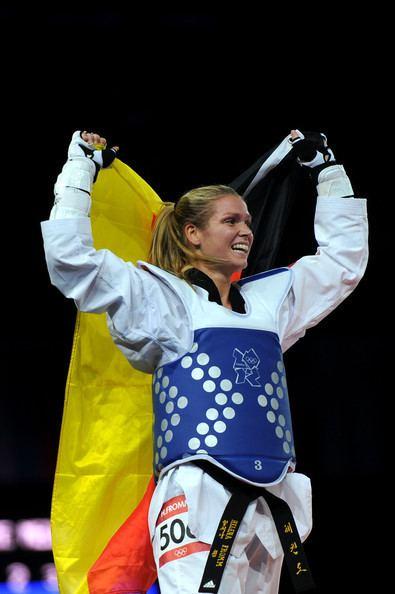 Helena Fromm Helena Fromm Photos Olympics Day 14 Taekwondo Zimbio