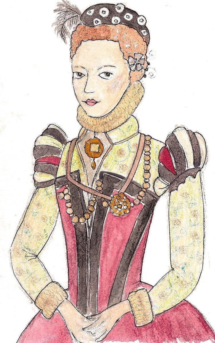 Helena, Marchioness of Northampton Helena the Red History Witch