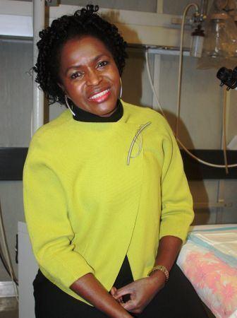 Helena Ndume Lela Mobile Online Mandela prize is for Namibian people