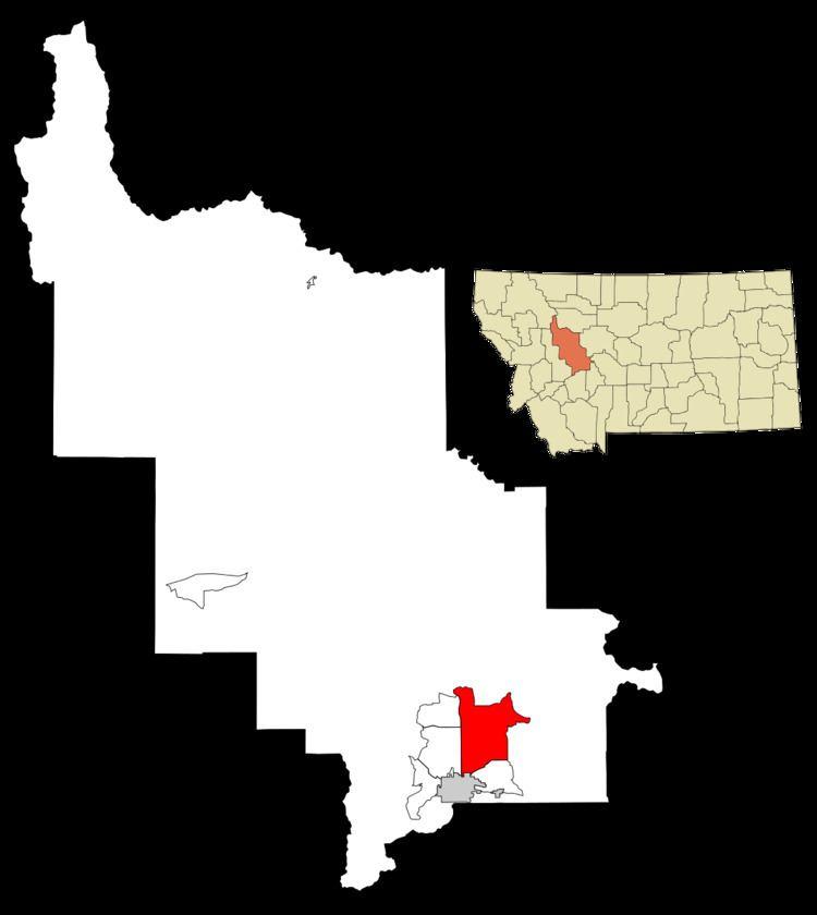 Helena Valley Northeast, Montana