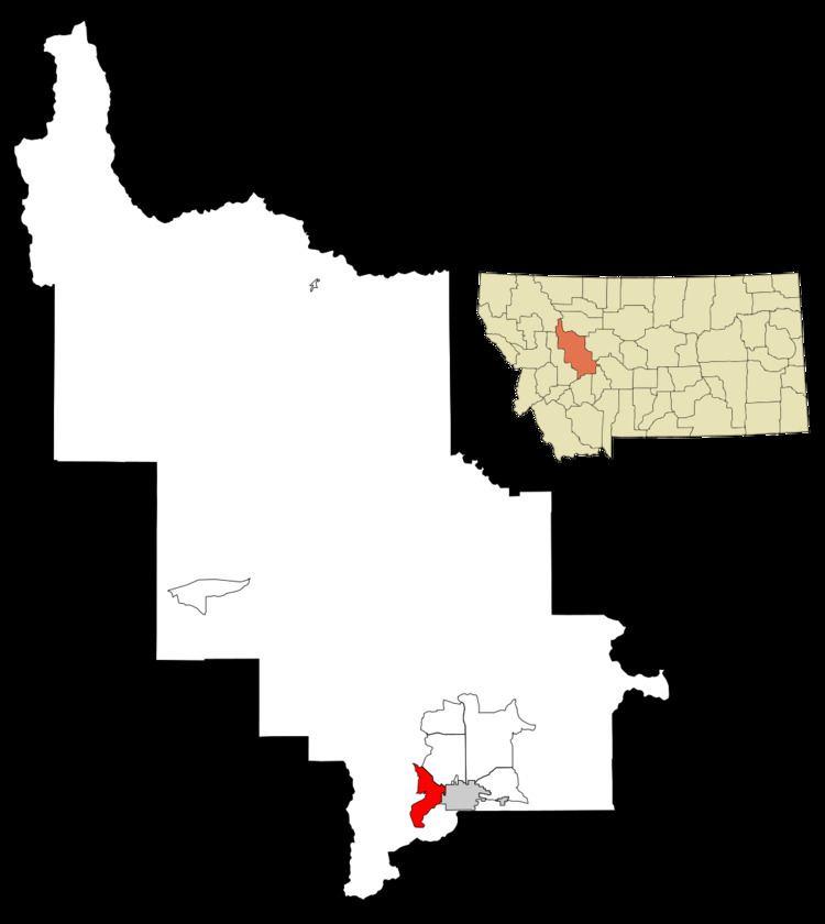 Helena West Side, Montana