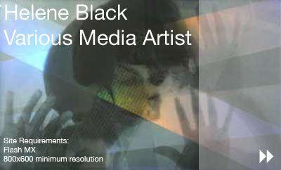 Helene Black Helene Black Various Media Artist