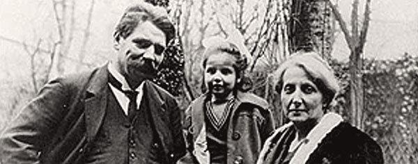 Helene Bresslau Schweitzer Dachreiter Brdergemeine Knigsfeld