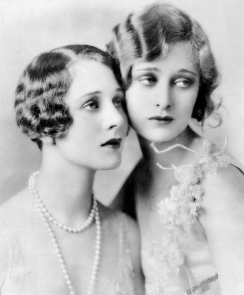 Helene Costello Dolores and Helene Costello daughters of the actor Maurice Costello
