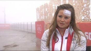 Helene Olafsen Olafsen inne p tanken om gi seg NRK Sport