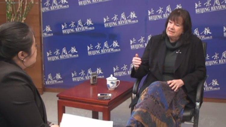 Helga Zepp-LaRouche Helga ZeppLaRouche on New Silk Road Economic Belt YouTube
