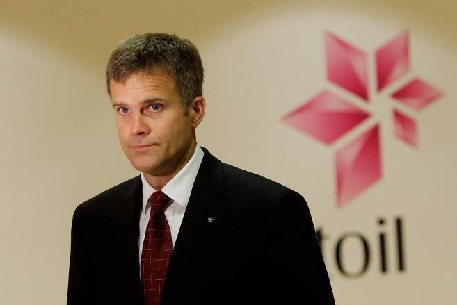 Helge Lund oilnewskenya Helge Lund leaves Statoil for BG Group as