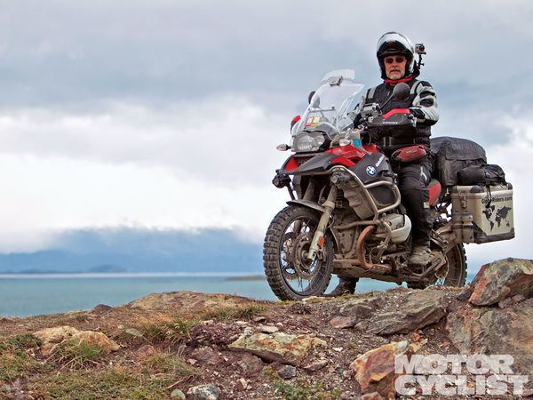 Helge Pedersen Icon Helge Pedersen39s Life Aboard A BMW GS Motorcyclist