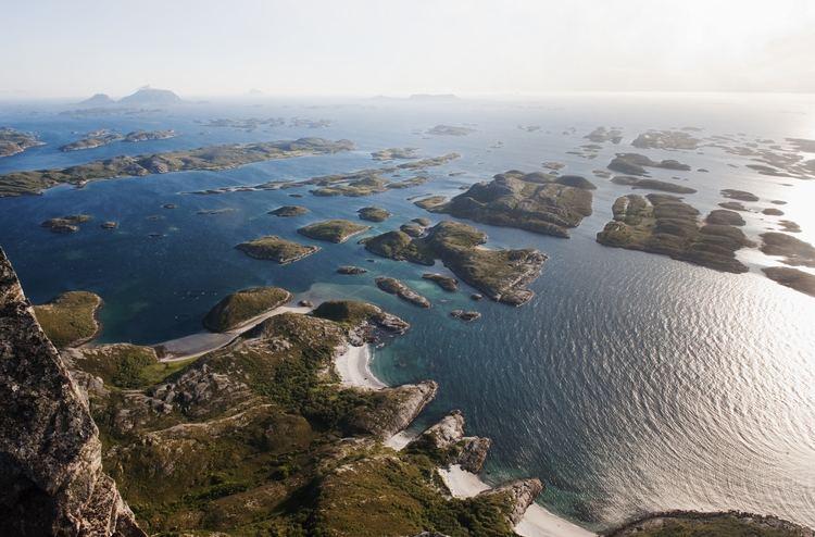 Helgeland The magic Helgeland coast Fjord Travel Norway