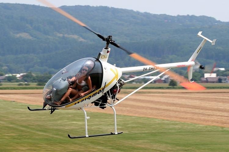 Heli-Sport CH-7 HeliSport CH7 Kompress helicopter