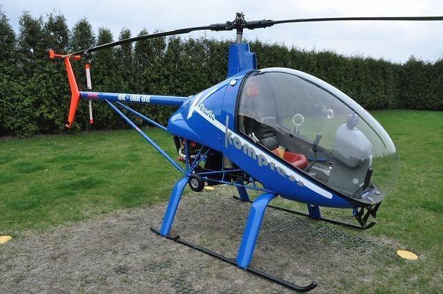 Heli-Sport CH-7 HeliSport CH7 Photo Characteristics