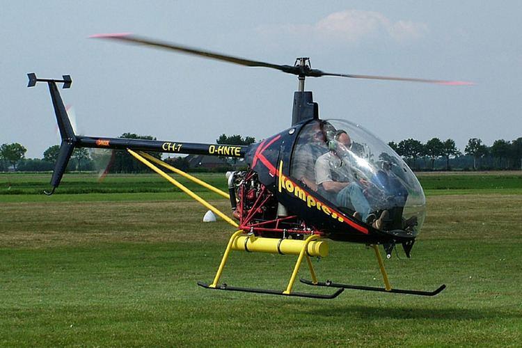 Heli-Sport CH-7 Aviation Photos amp History DHNTE HeliSport CH7 Kompress