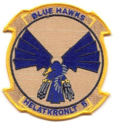 Helicopter Attack Squadron (Light) Five