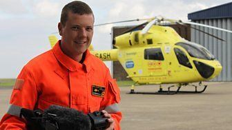 Helicopter Heroes BBC One Helicopter Heroes Helicopter Heroes Behind the TV Scenes
