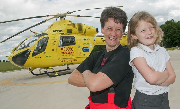 Helicopter Heroes NEWS Brave Ebony thanks her helicopter heroes Pivot PR gt News