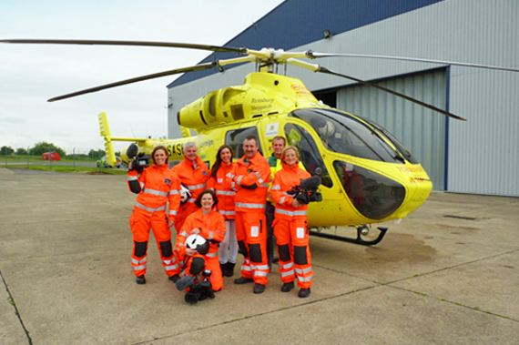 Helicopter Heroes Helicopter Heroes Yorkshire Air Ambulance