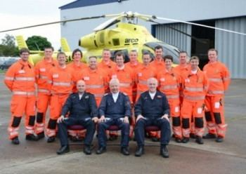 Helicopter Heroes Helicopter Heroes Show starring Yorkshire Air Ambulance crew