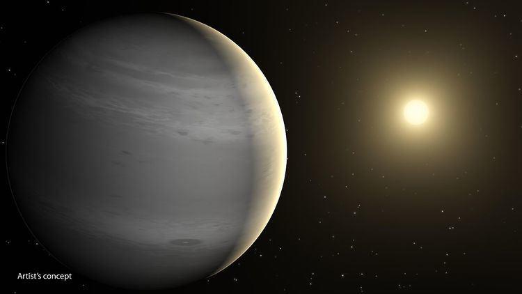 Helium planet
