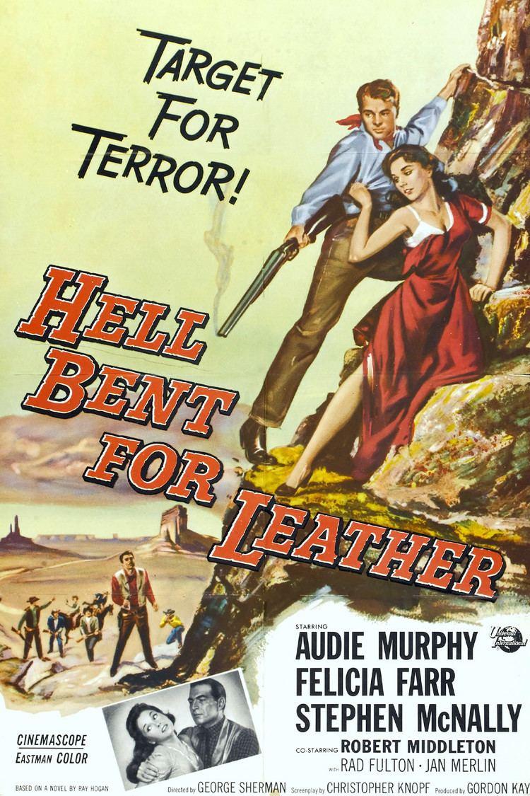 Hell Bent for Leather (film) wwwgstaticcomtvthumbmovieposters39677p39677