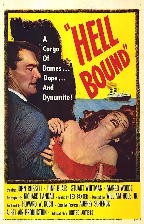 Hell Bound (1931 film) Hell Bound 1957 Film Noir of the Week