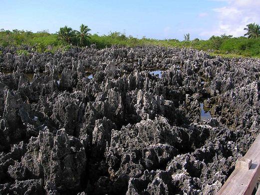 Hell, Grand Cayman Hell Grand Cayman West Bay Cayman Islands Atlas Obscura