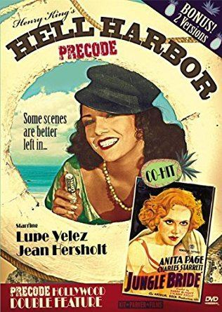 Hell Harbor Amazoncom Precode Hollywood Double Feature Hell Harbor Jungle
