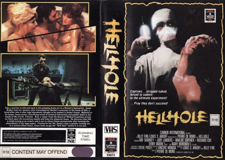Hell Hole (film) Schlock to the System June 13 Hellhole 1985