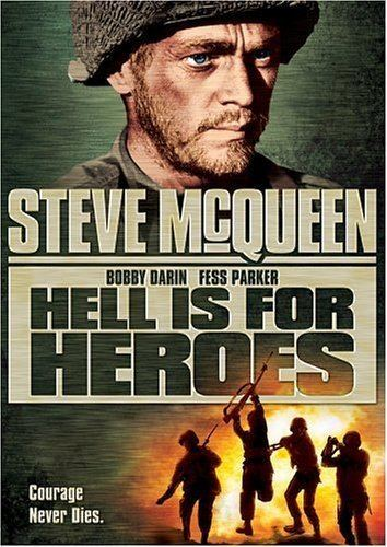 Hell Is for Heroes (film) Amazoncom Hell is for Heroes Steve McQueen Bobby Darin Fess