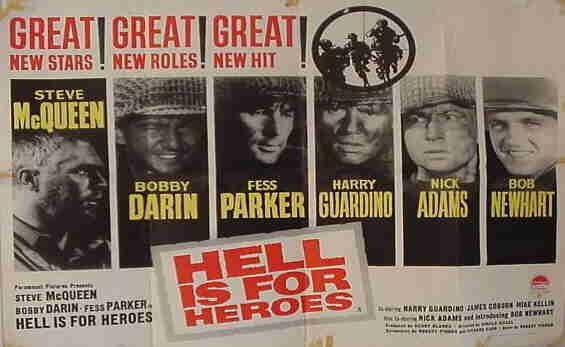 Hell Is for Heroes (film) Hell is for Heroes