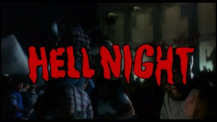 Hell Night Hell Night 1981