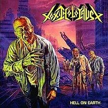 Hell on Earth (Toxic Holocaust album) httpsuploadwikimediaorgwikipediaenthumbd