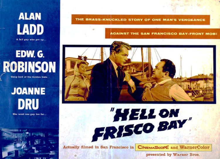 Hell on Frisco Bay Hell on Frisco Bay 1955