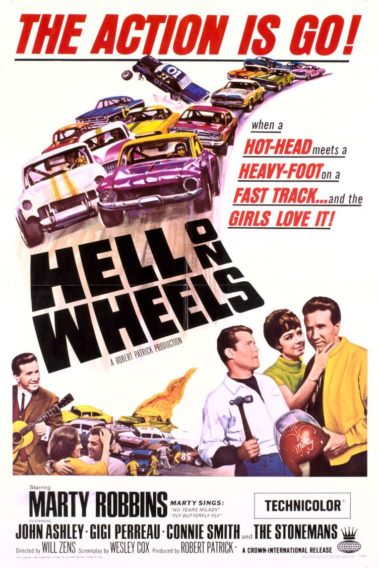 Hell on Wheels (1967 film) wwwgstaticcomtvthumbmovieposters37579p37579