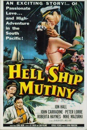 Hell Ship Mutiny Hell Ship Mutiny 1957 The Movie Database TMDb