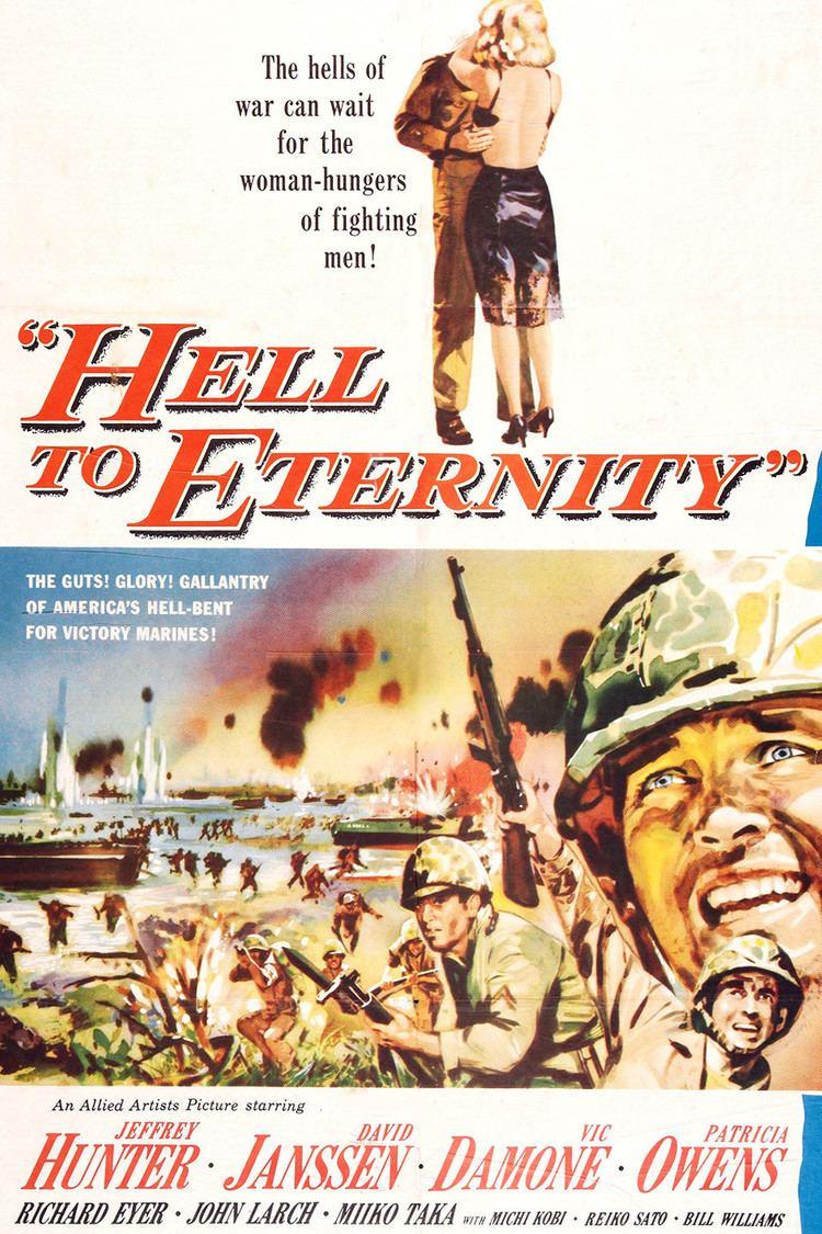 Hell to Eternity wwwgstaticcomtvthumbmovieposters6052p6052p