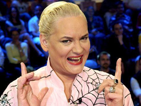 Hella von Sinnen Hella von Sinnen profile Famous people photo catalog