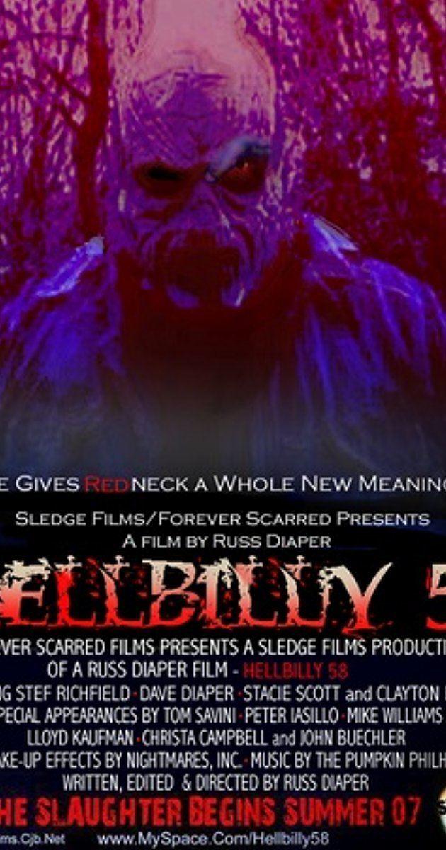 Hellbilly 58 HellBilly 58 2009 IMDb