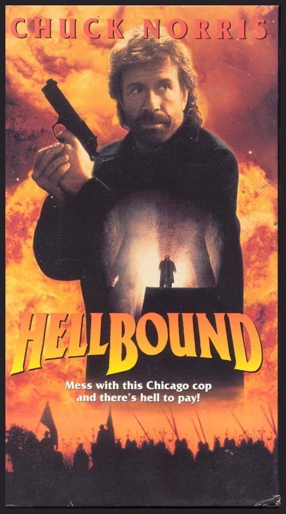 Hellbound (film) Hellbound Movie Video Box Graphic from the Movie Hellbound