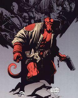 Hellboy httpsuploadwikimediaorgwikipediaenthumb7