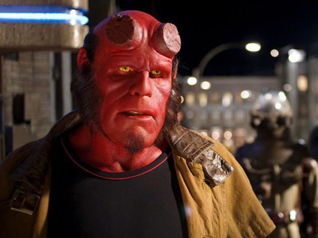 Hellboy Jump Scares In Hellboy 2004 Where39s The Jump