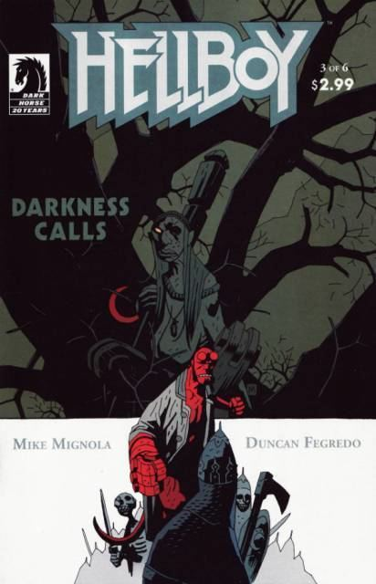 Hellboy: Darkness Calls Hellboy Darkness Calls Volume Comic Vine