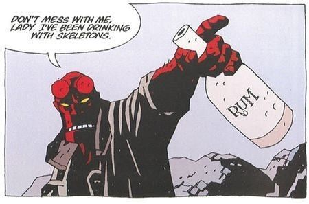 Hellboy: Strange Places Hellboy Strange Places Creative Criticism