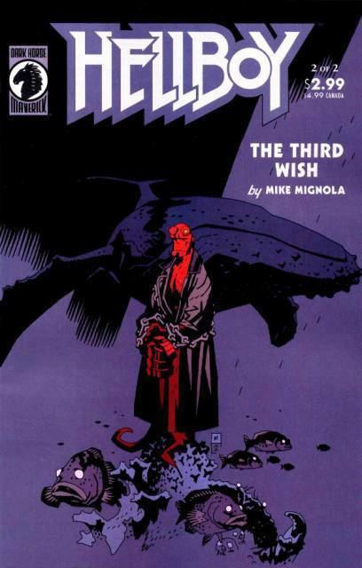 Hellboy: Strange Places Hellboy The Third Wish Volume Comic Vine