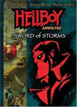 Hellboy: Sword of Storms Hellboy Sword of Storms Wikipedia
